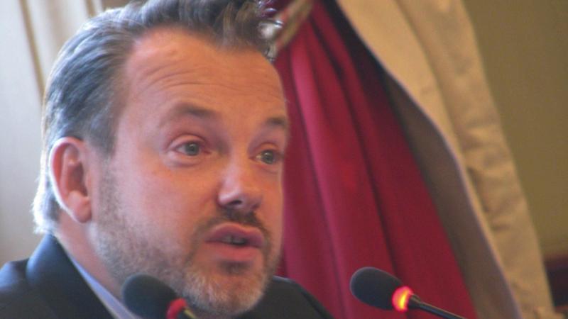 Charles Locquet est présent en politique depuis les années 2000.