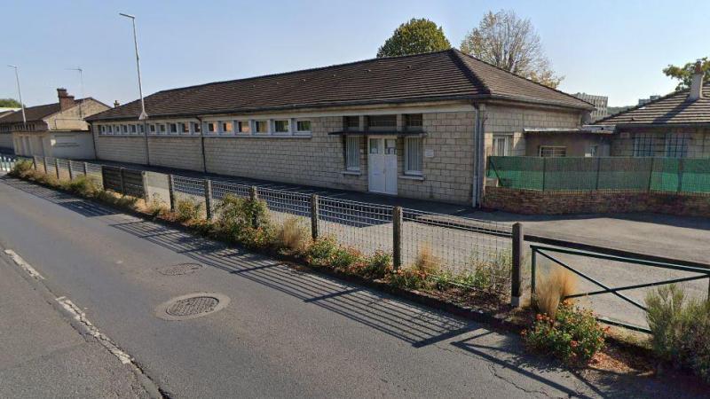 Les faits se sont déroulés à l'école maternelle Carnot.   (Capture Google StreetView)