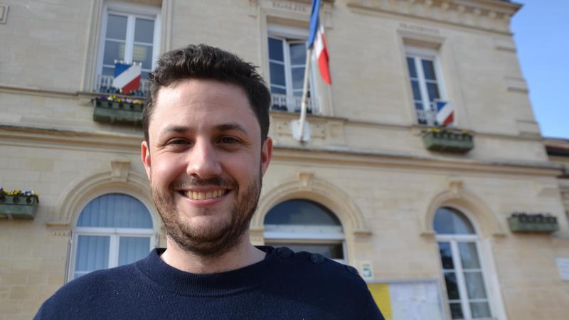 Alexandre Ouizille, premier secrétaire fédéral PS de l'Oise, souhaite une union de gauche pour les Départementales.