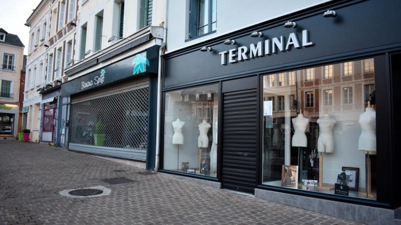 Les magasins d'habillement ne sont pas sur la liste des commerces pouvant ouvrir.