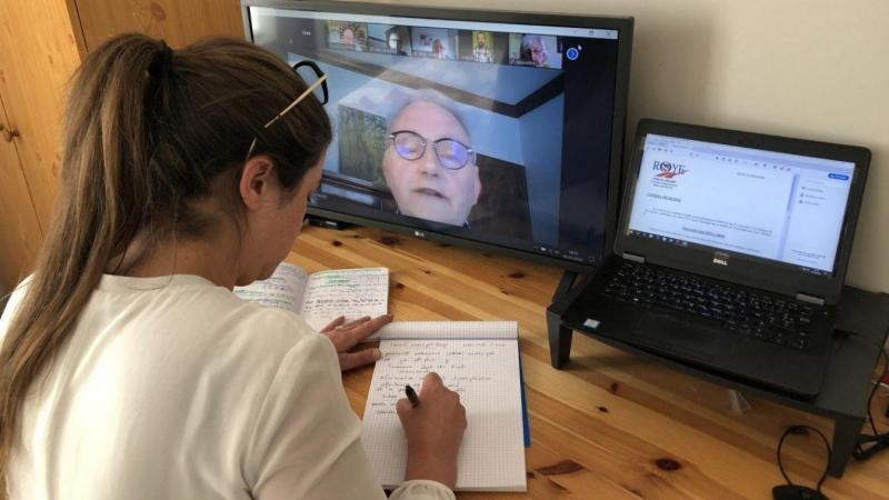 Lors du premier confinement, le vote du budget s'était fait par écrans interposés. (photo d'archives)
