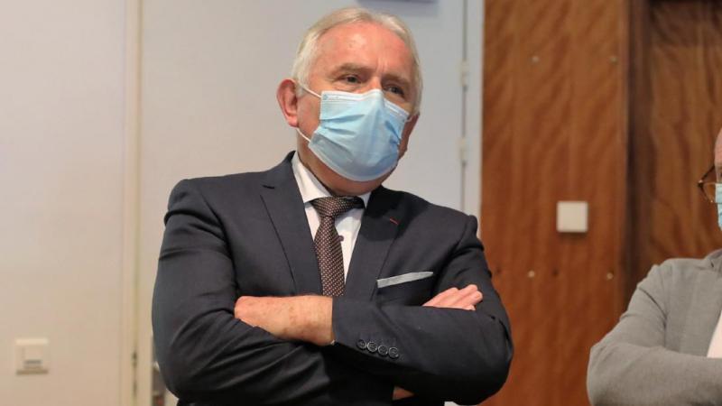 Patrick Deguise s'est attaqué à deux reprises à l'ancien directeur de cabinet de la maire.
