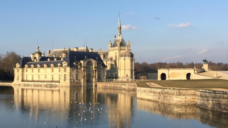 Le domaine de Chantilly va recevoir une aide financière après des mois de calculs pour trouver une solution.