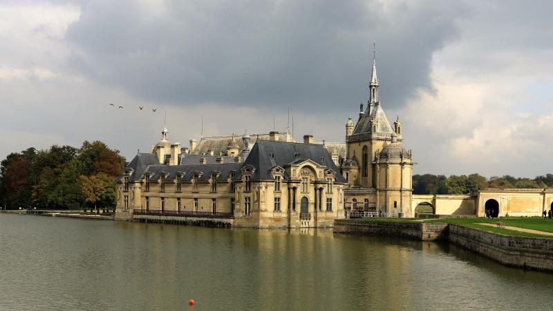 Du fait de la crise du Covid, Chantilly a perdu la moitié de ses visiteurs en 2020.