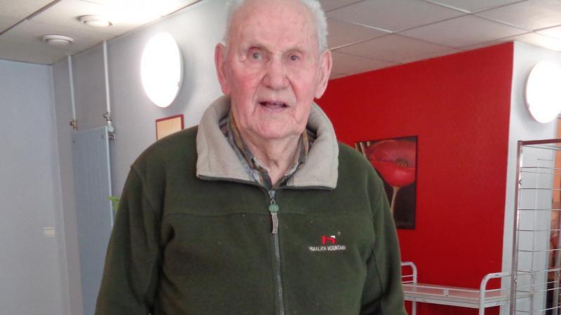 Louis Lecoq a fêté ses 100 ans en pleine forme.