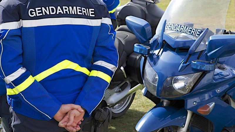 Le motard de la BMO de Soissons a fait feu à trois reprises pour mettre fin à la course-poursuite.