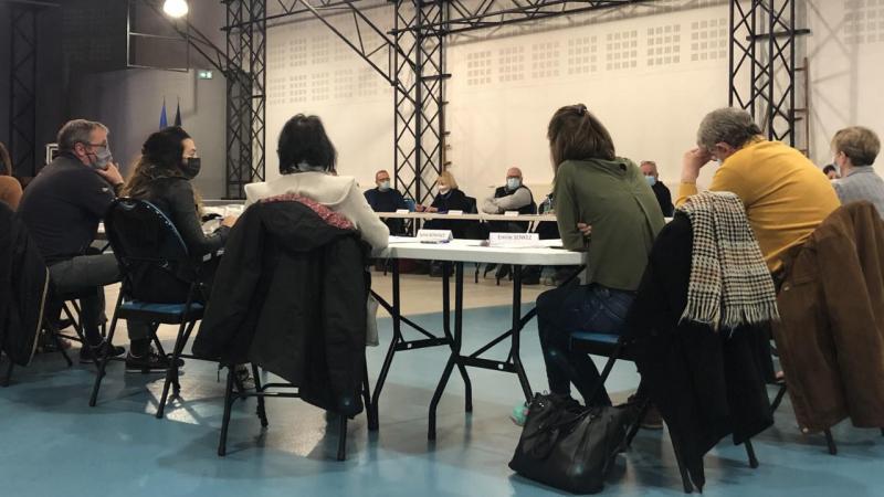 C'est au Rex que le conseil qui marquait le débat d'orientation budgétaire s'est tenu, mardi 23 mars.