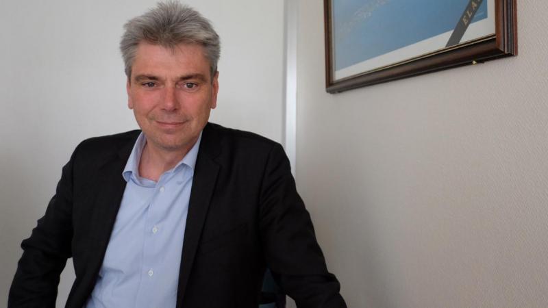Sébastien Jumel, député PCF de Seine-Maritime,veut rassembler la gauche aux Régionales.
