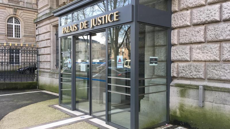 L'homme était jugé ce mercredi 24 mars dans le cadre d'une comparution immédiate.