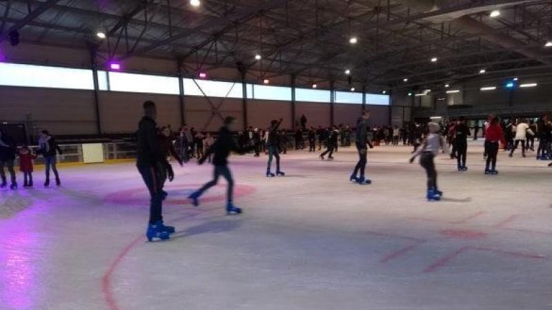 La patinoire est toujours fermée et n'a connu que peu de mois d'exercices en 2020.