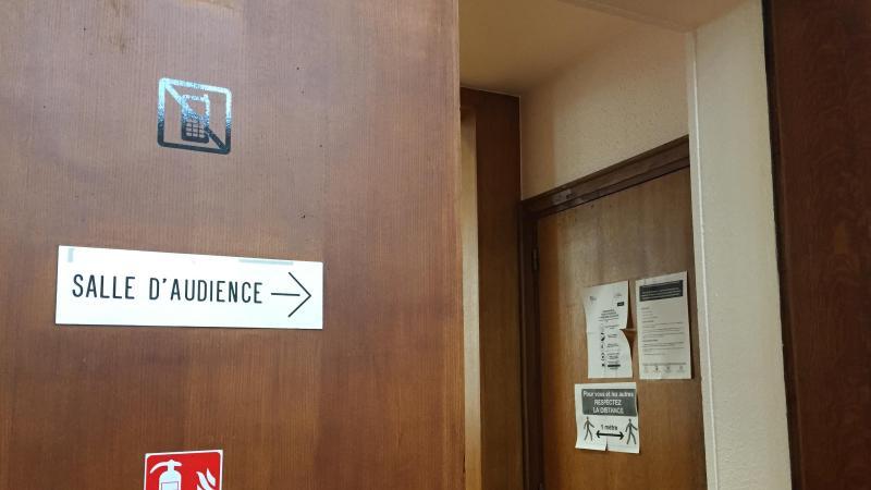 Le tribunal de police d'Abbeville. (Photo d'archives)