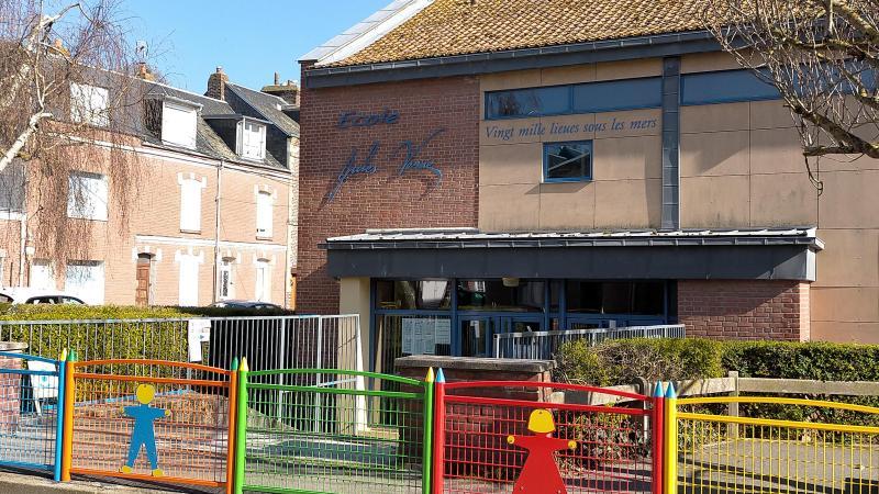 La classe de CP de l'école Jules Verne devrait rouvrir le 7 avril.
