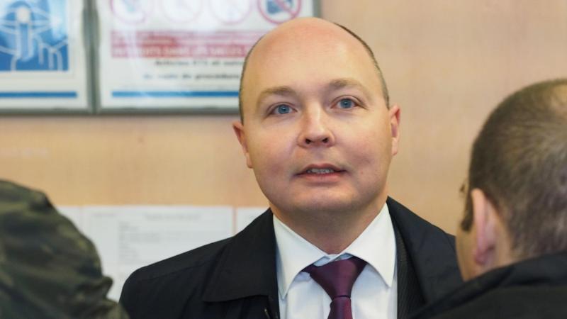 Thomas Joly, secrétaire général du Parti de la France, a annoncé sa candidature en cas des élections partielles pour remplacer Olivier Dassault.