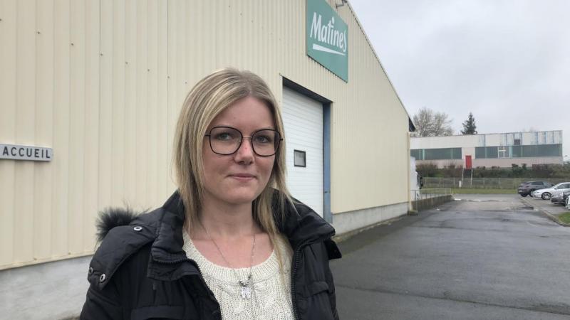 Après trois semaines psychologiquement difficiles, Jennifer Trompette, salariée de Matines à Montdidier sur le point de perdre son emploi, a réussi à refaire surface. Elle sait qu'elle va devoir aller de l'avant.