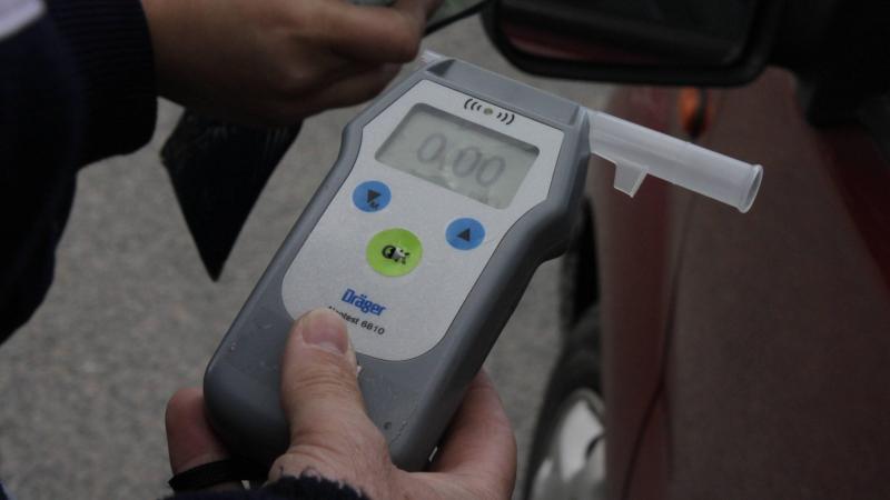 L'individu dépassait le taux d'alcool autorisé (photo d'illustration)