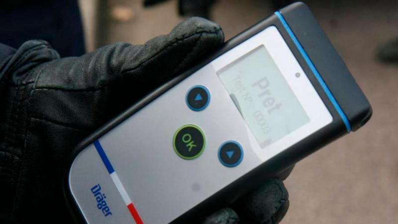 Il circulait avec un taux de 2,08 grammes d'alcool par litre de sang.
