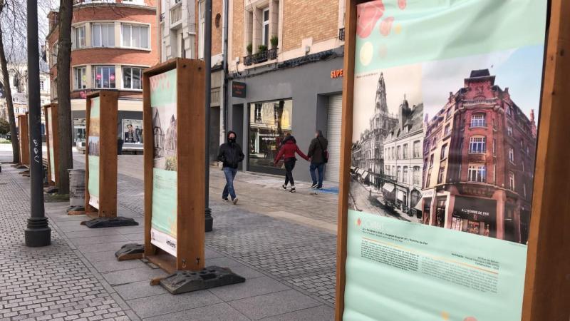 Rue Ernest-Cauvin, l'architecture de l'après Première Guerre mondiale est à voir en photos.