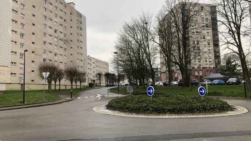 L'interpellation a eu lieu dans le quartier de la Nacre, qui a connu plusieurs épisodes de violences urbaines la semaine dernière.