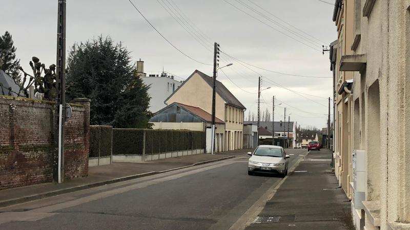 C'est dans ce quartier qu'a eu lieu l'agression dans la soirée de mardi, à Grandvilliers.