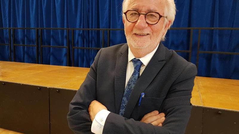 Bernard Davergne était maire de Feuquières et président de la CCV.