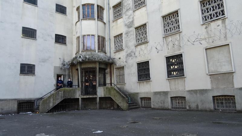 Le trentenaire a été emprisonné à l'issue de son procès ce vendredi.