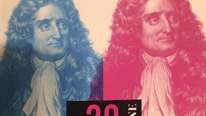 Le Conseil départemental de l'Aisne a réalisé cet agenda en l'honneur de son illustre écrivain-fabuliste Jean de La Fontaine, pour le 400e anniversaire de sa naissance.
