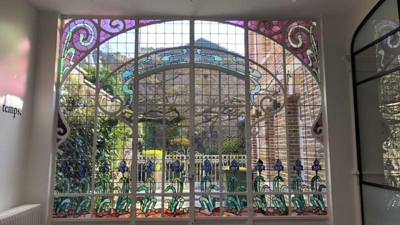 La délégation régionale a ouvert sa portes aux membres de la Maison Jules-Verne pour leur permettre d'éclaircir des zones d'ombre dans la correspondance de Jules Verne ou des photographies et leur permettre de mieux comprendre la configuration de la maison du n°44 boulevard Jules-Verne.
