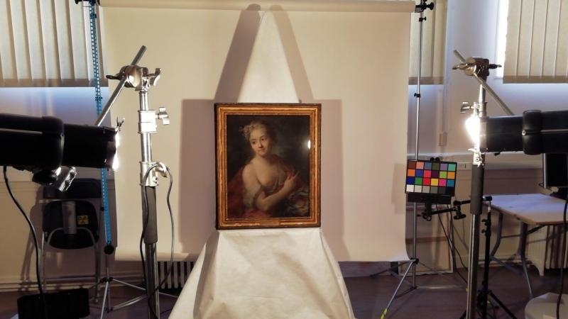 Numérisées, les œuvres des collections du musée des Beaux-Arts Antoine-Lécuyer seront accessibles par tous sur internet.