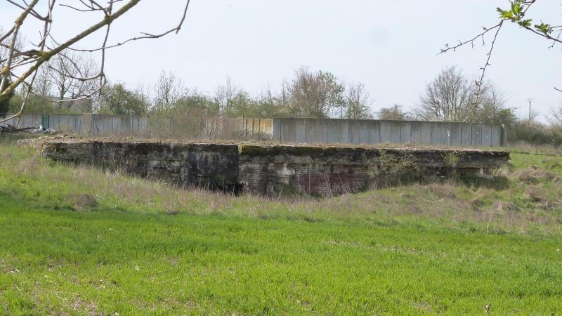 C'est à Laboissière-en-Santerre, près de Montdidier.