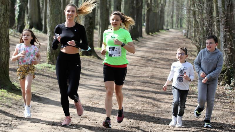 Si des personnalités comme Miss Picardie ont participé à «Cours toujours», de nombreux amateurs de course à pied participent aussi à l'événement.