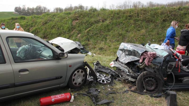 L'accident a eu lieu ce vendredi 9 avril à Fontaine-Uterte.