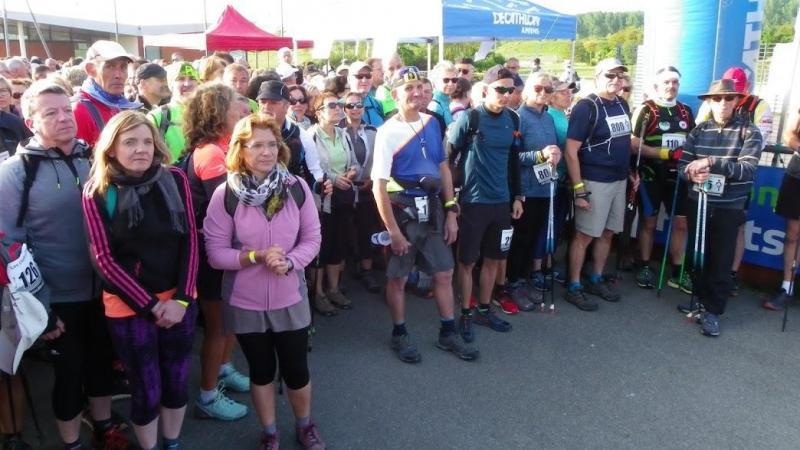 Les Foulées samariennes sont dédiés aux amateurs de marche nordique et de course à pied.