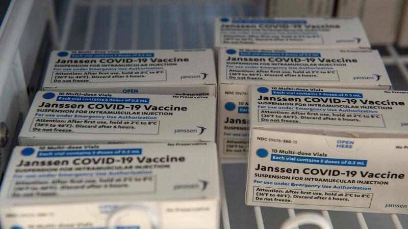Le Janssen a l'avantage d'être efficace avec une seule injection.