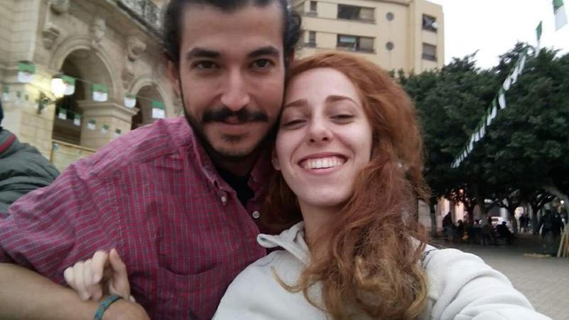 Farah et Aïssa n'ont pas pu être ensemble depuis très exactement le 2 janvier 2020 lors de vacances en Algérie.