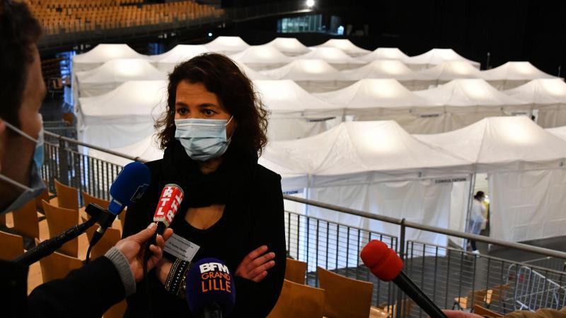 Karine Faure, médecin coordinateur.  (Photo Pierre Le Masson/ VDN)