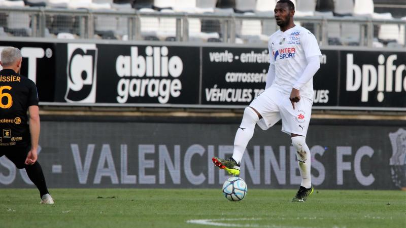 Nicholas Opoku ne devrait pas rester à Amiens la saison prochaine, vu l'intérêt que lui portent de nombreux clubs, dont Rennes.