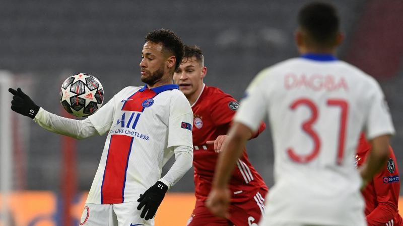 Si Neymar et les Parisiens montrent le même visage qu'il y a moins d'une semaine sur la pelouse de l'Allianz Arena du Bayern Munich, ils enverront un message clair à leurs futurs adversaires de cette édition 2021 de la Ligue des champions.