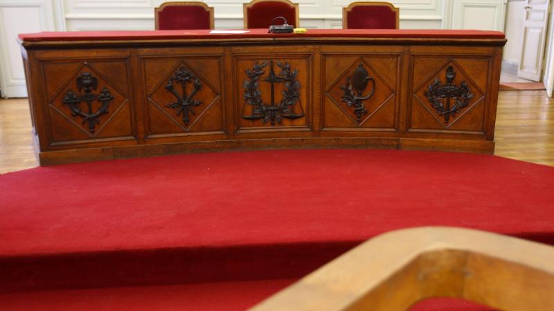 'étudiant a été condamné à 500 euros d'amende.