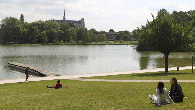 Le corps sans vie d'un homme a été retrouvé fin mars au parc Saint-Pierre.