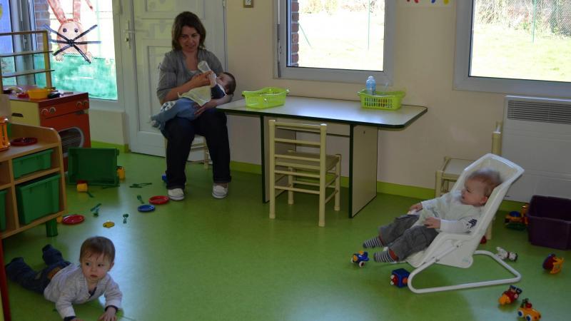 Près de 100 000 euros sont prévus pour rénover la micro-crèche de Guiscard, ouverte en 2011.