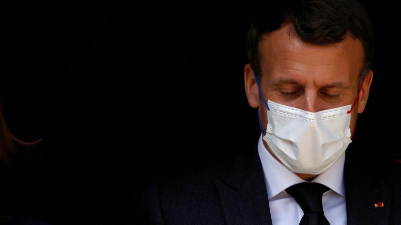 TOPSHOT-FRANCE-HEALTH-VIRUS-POLITICS