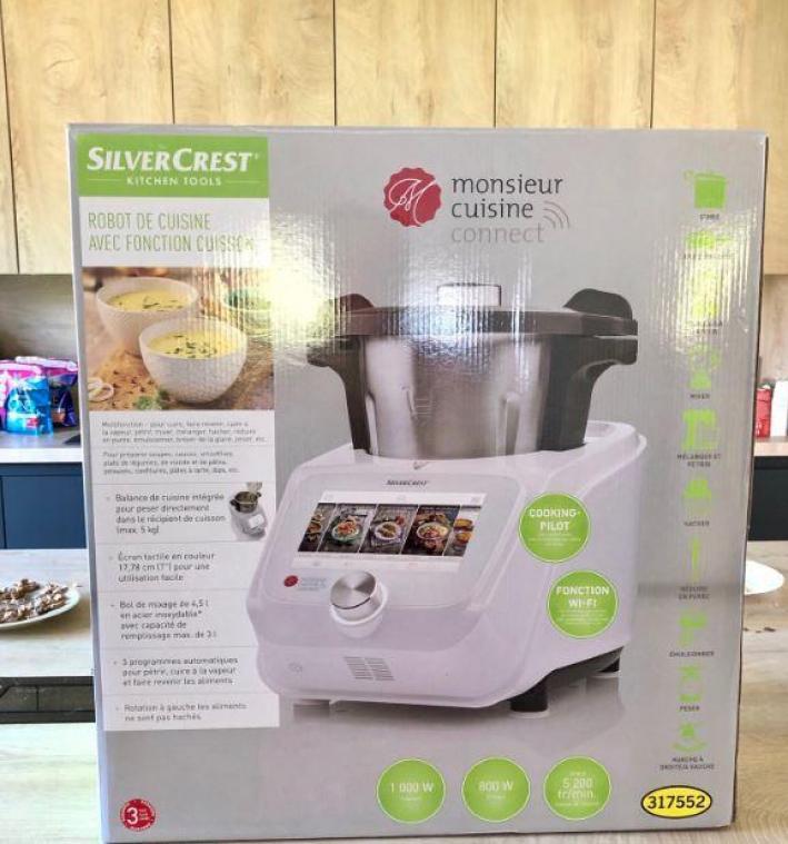 Ruee Chez Lidl Pour La Sortie De Son Robot De Cuisine