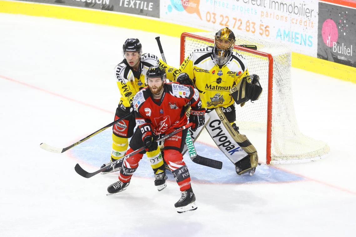 Hockey Rouen Calendrier.Les Gothiques Debuteront A Domicile Face A Rouen