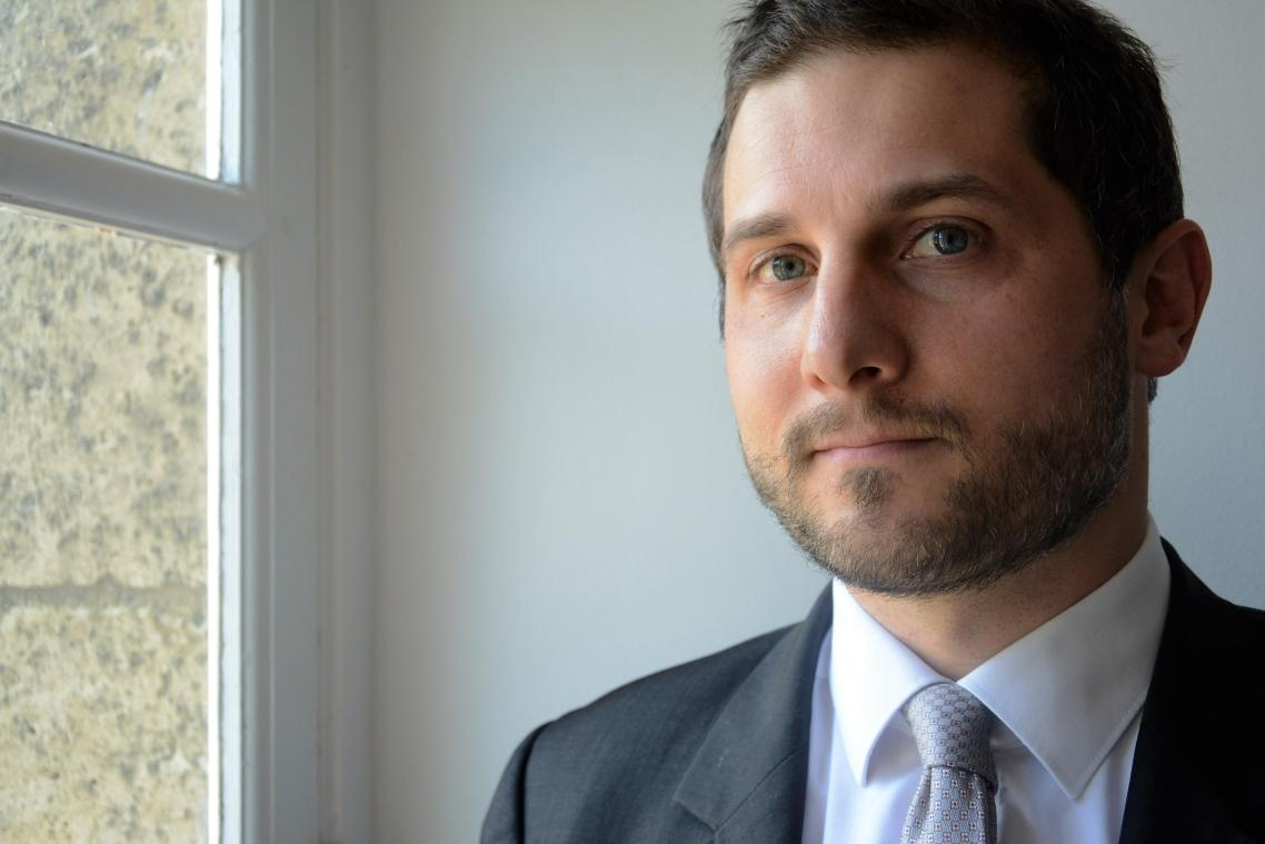 François Malleret était jusque là directeur financier. Il a pris, provisoirement la succession de l'ancien directeur. Et il tranche.