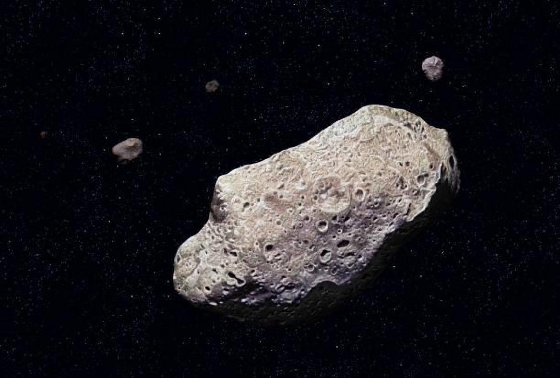 ESPACE : Un astéroïde