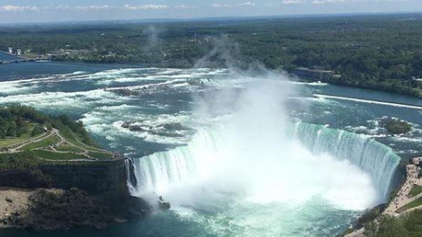 Les chutes du Niagara » Vacances - Guide Voyage