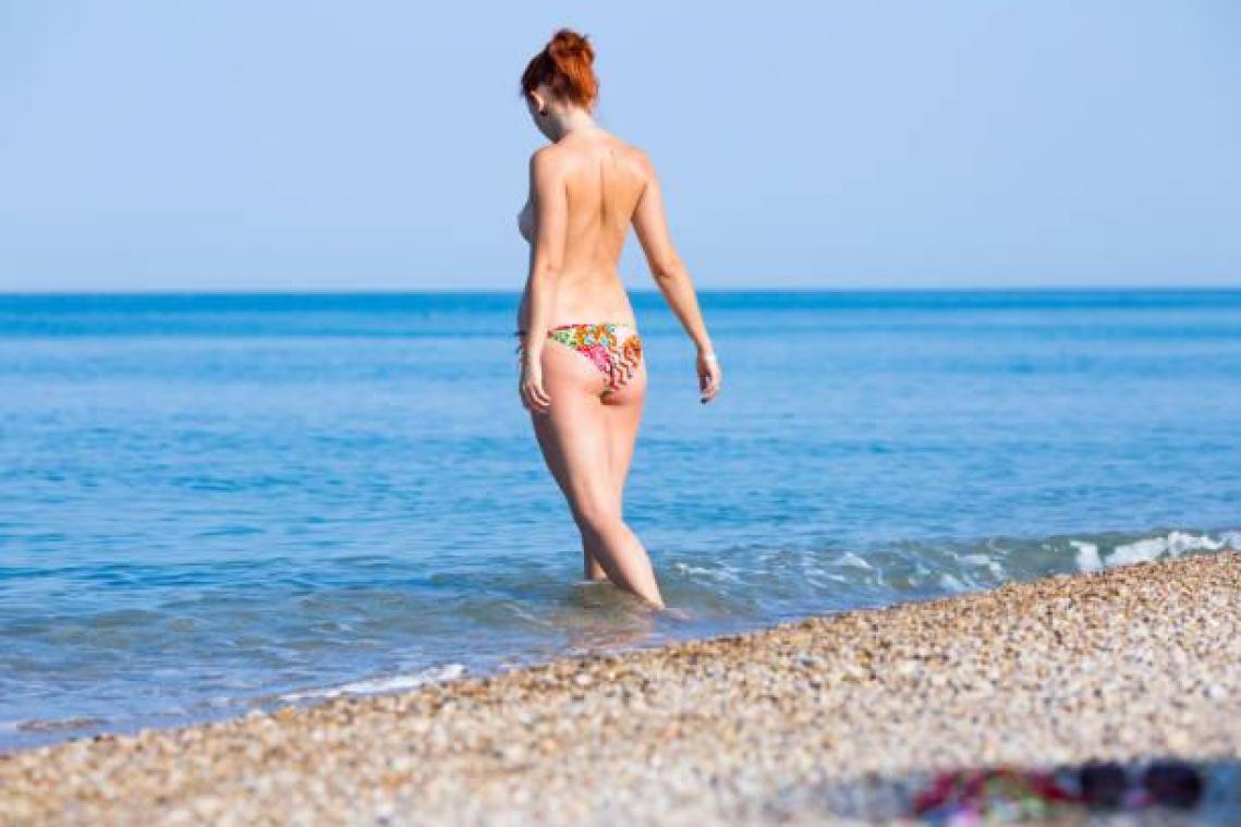 Les Françaises de plus en plus réticentes à pratiquer le seins-nus