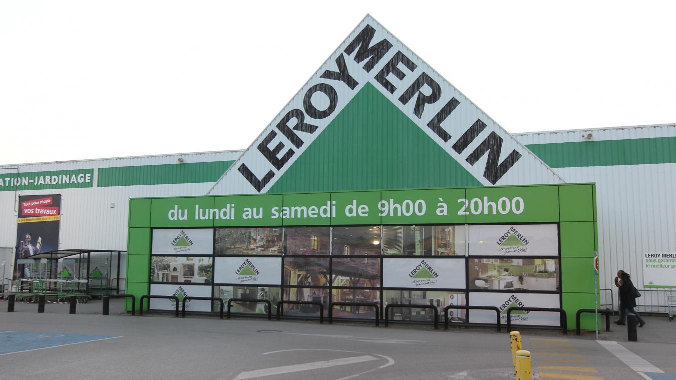 Prison Ferme Pour Un Des Voleurs Du Leroy Merlin De Longueau