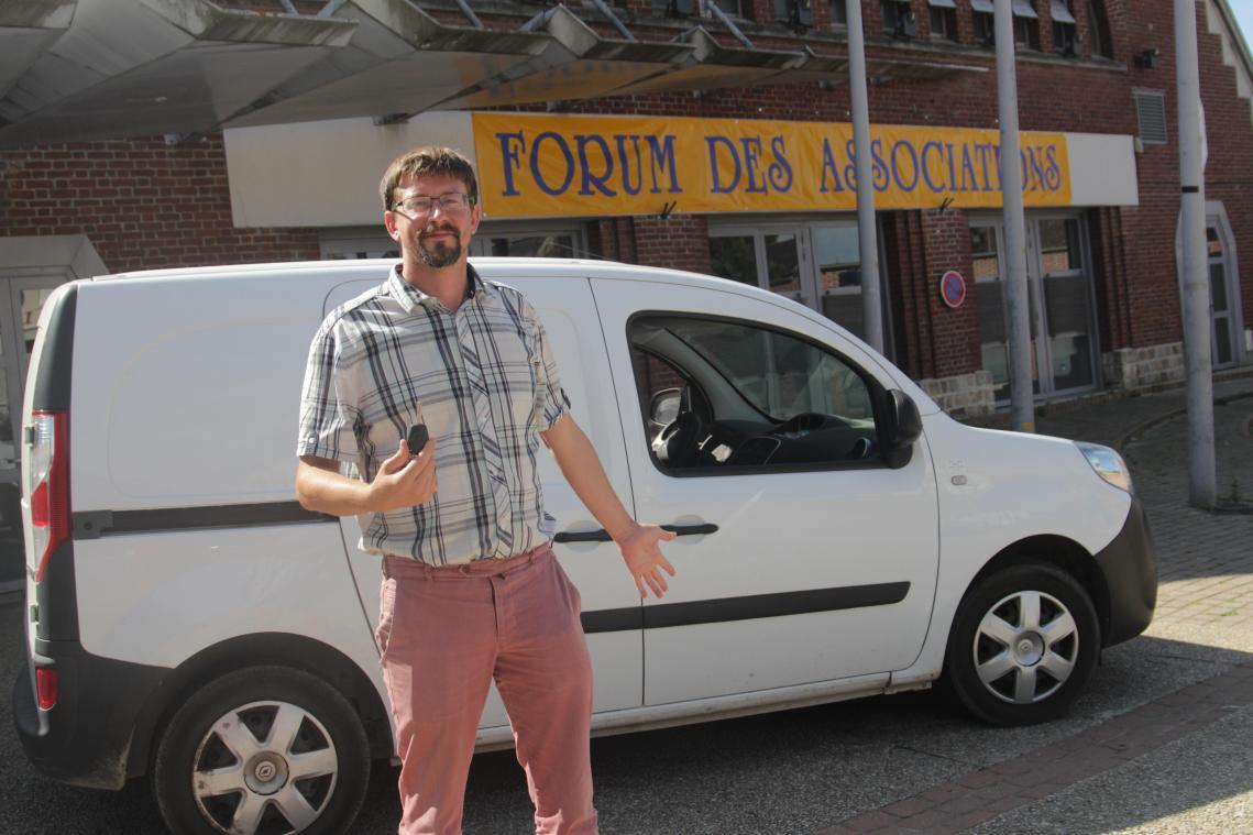précédent Un habitant de Villers-Bretonneux souhaite développer le covoiturage - Courrier picard