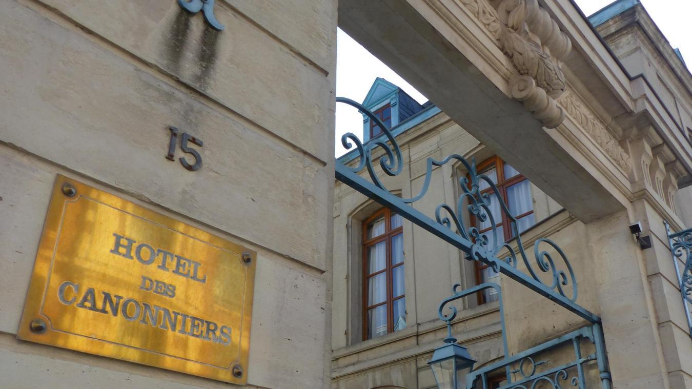 Ces maisons du vieux Saint-Quentin toujours vivantes ...